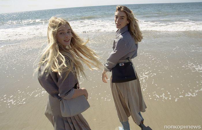 Дочери Юэна МакГрегора снялись в рекламной кампании Fendi