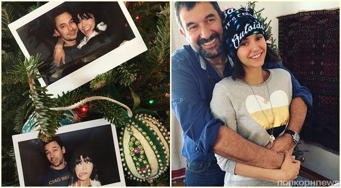 Нина Добрев показала семейные рождественские фото