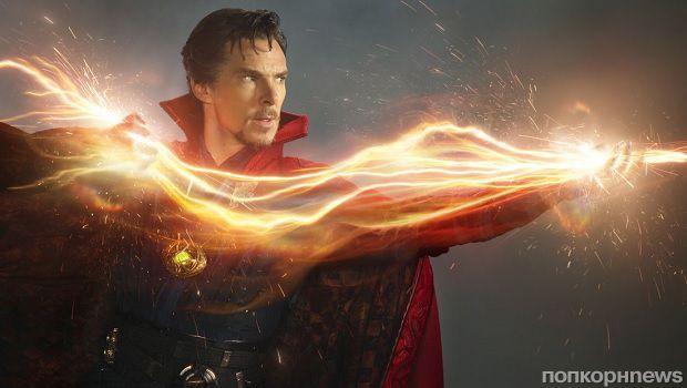 Бенедикт Камбербэтч пообещал объединить Мстителей в «Войне бесконечности»