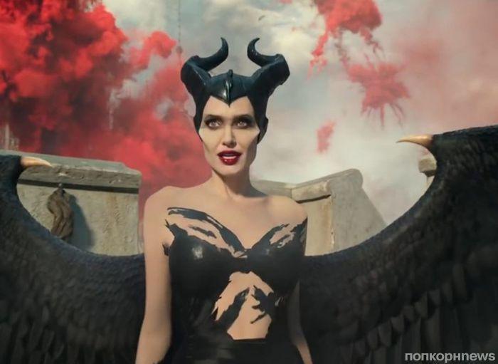Анджелина Джоли против Мишель Пфайффер в первом тизер-трейлере «Малефисенты: Владычицы тьмы»
