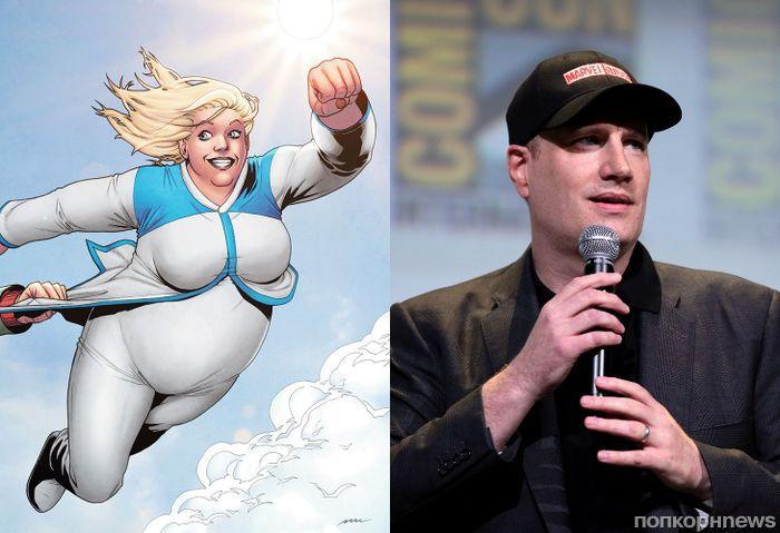 В киновселенной Marvel появится бодипозитивный супергерой: «Это может случиться раньше, чем вы думаете»