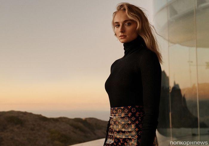 Софи Тернер и Джастин Теру снялись в рекламе часов Louis Vuitton