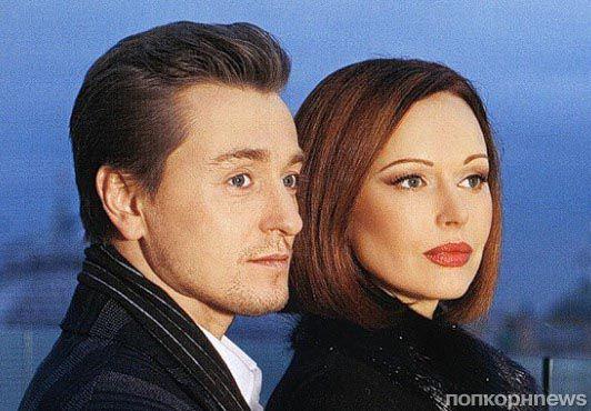 Актер Сергей Безруков разводится с женой после 15 лет брака