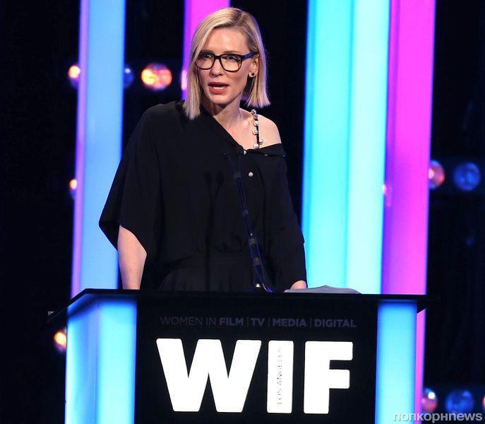 Звезды на церемонии Women in Film 2016
