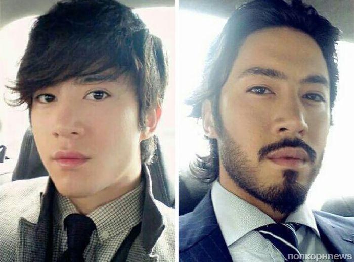 До и после: 30 красавцев-мужчин, которым невероятно идет борода