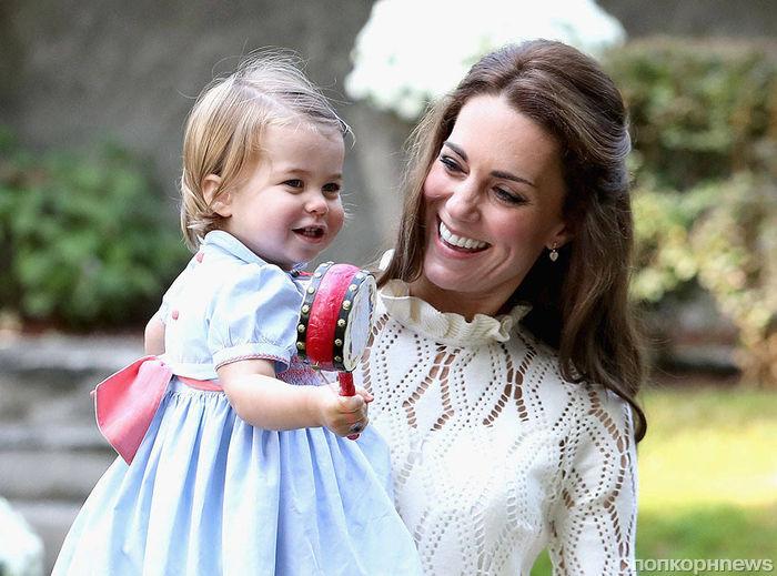 «Бренд» 2-летней дочери Кейт Миддлтон и принца Уильяма «оценили» в 3,8 млрд долларов