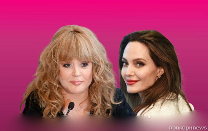 От Джоли до Пугачевой: вредные привычки российских и голливудских звезд
