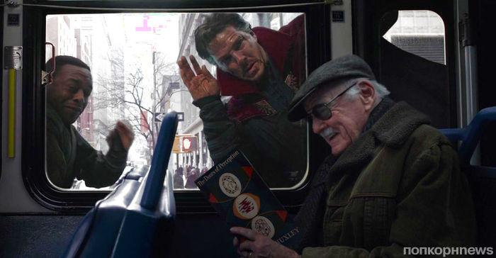 Тест: угадай фильм Marvel по камео Стэна Ли