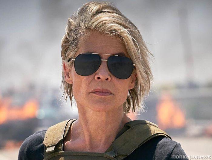 «Меня зовут Сара Коннор»: вышел первый тизер-трейлер фильма «Терминатор: Темные судьбы»