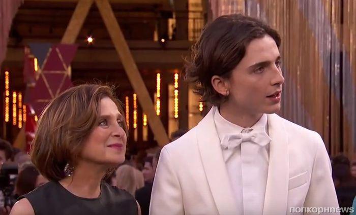 Видео: интервью звезд с красной дорожки «Оскара» 2018