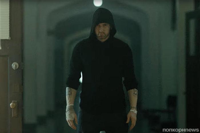 Почти как фильм ужасов: Эминем показал музыкальное видео на песню Framed