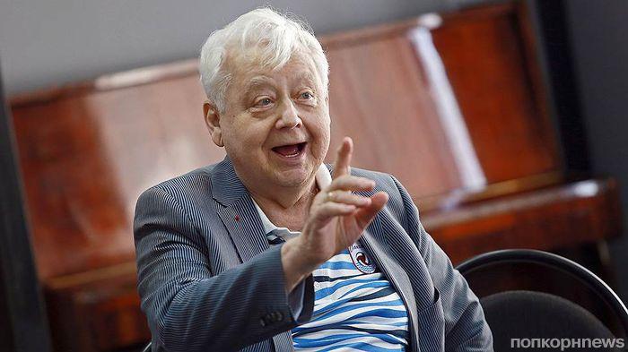 На 83-м году жизни скончался Олег Табаков