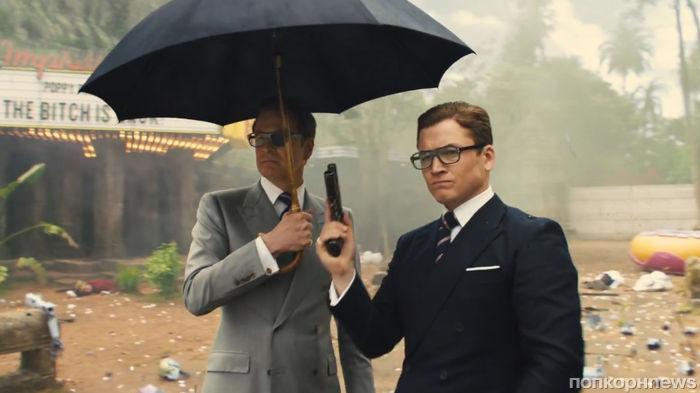 Колин Ферт и Джефф Бриджес вернутся в «Kingsman 3»