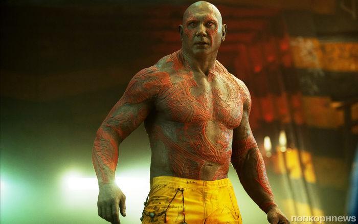 Дэйв Батиста угрожает покинуть киновселенную Marvel