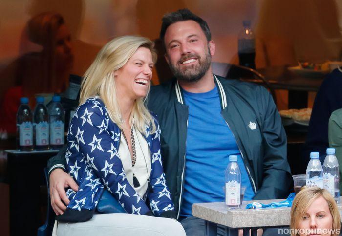 Бен Аффлек и Линдсей Шукус возобновили дружеские отношения спустя 5 месяцев после расставания