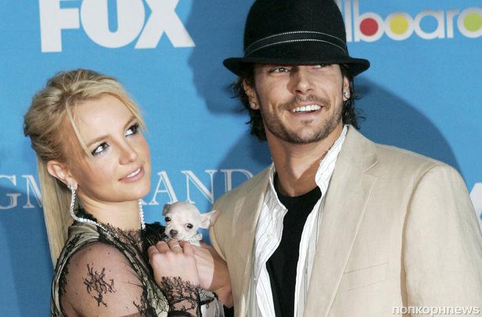 Бритни Спирс согласилась увеличить алименты экс-супругу Кевину Федерлайну