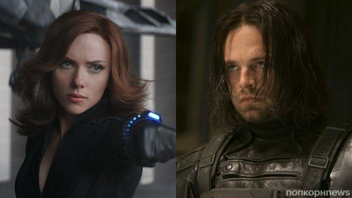 Себастиан Стэн хочет составить компанию Скарлетт Йоханссон в фильме Marvel о Черной вдове