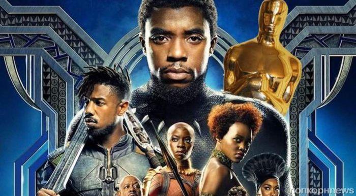 Marvel организует оскаровскую кампанию для «Черной Пантеры»