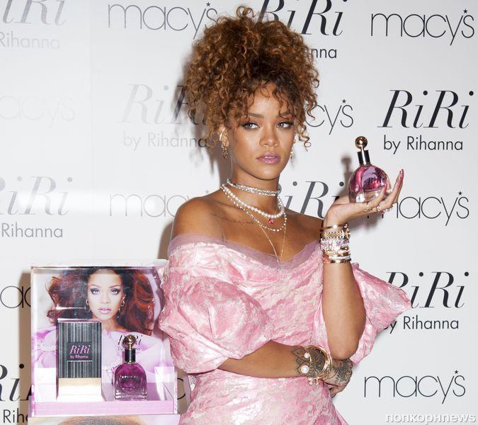 Рианна запретила визажисту использовать парфюм