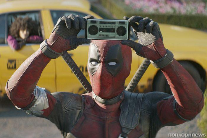 «Дэдпул 2» вошел в тройку самых кассовых фильмов с «взрослым» рейтингом