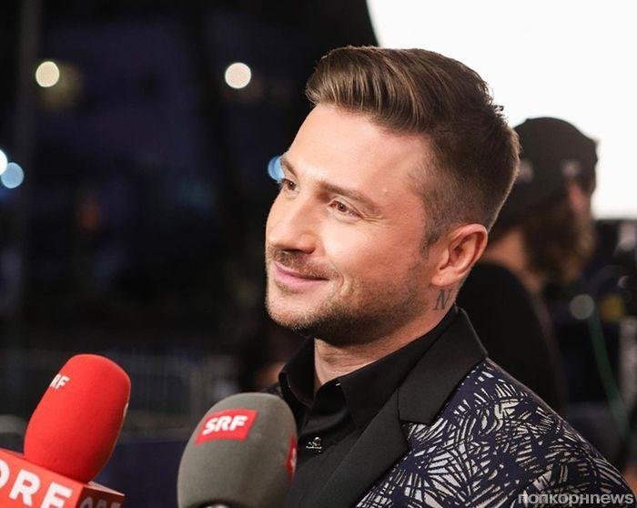 Сергей Лазарев объяснил, почему будет выступать под «несчастливым» номером 13 на «Евровидении»