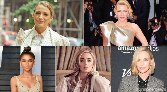 Итоги 2018 по версии ПОПКОРНNews: самая стильная женщина-знаменитость