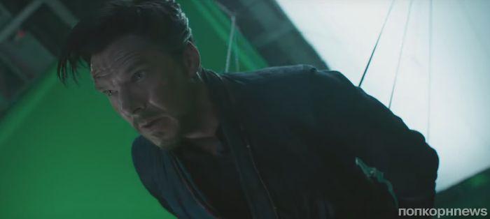 Видео: «Мстители: Война бесконечности» до и после наложения визуальных эффектов