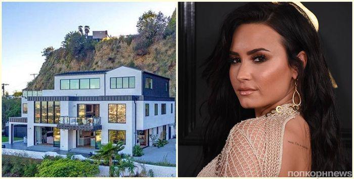 После передозировки Деми Ловато продает дом в Лос-Анджелесе