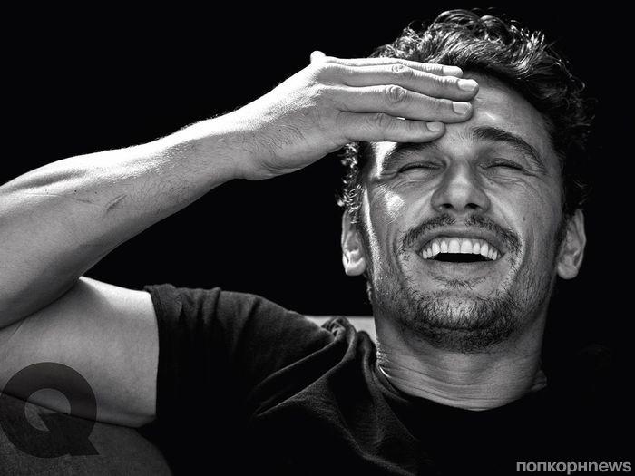 Джеймс Франко в фотосессии для GQ Australia (сентябрь 2017)
