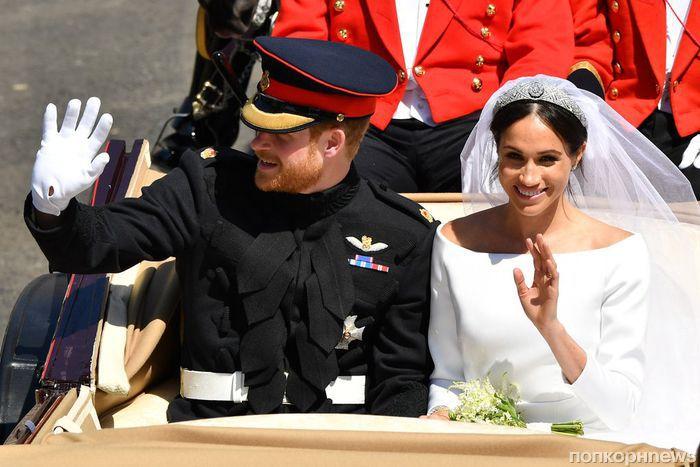 Принц Гарри и Меган Маркл получили в подарок на свадьбу графство в Норфолке