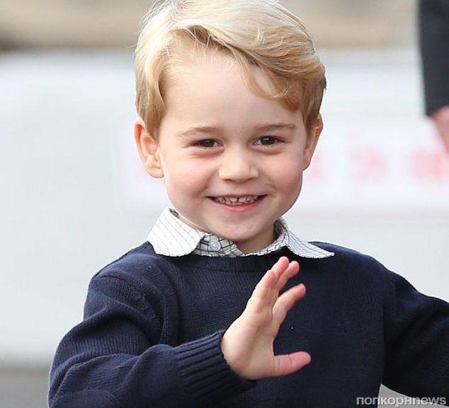 Дети Кейт Миддлтон и принца Уильяма в восторге от публичности