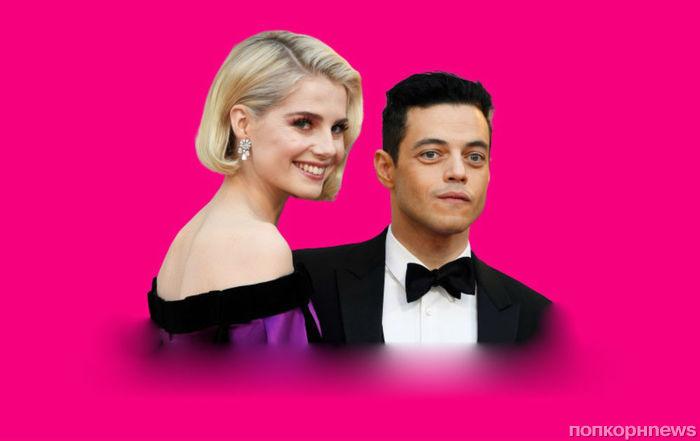 Все серьезно: как Рами Малек и Люси Бойнтон превратились в одну из самых милых звездных пар