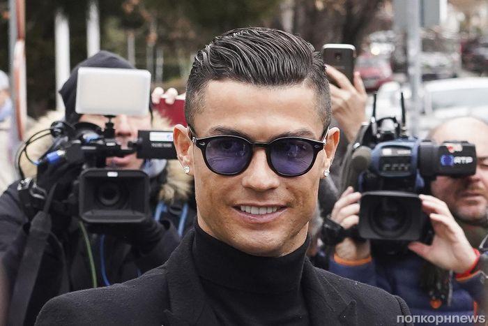 Криштиану Роналду осужден на двухлетний условный срок и штраф 19 млн евро за неуплату налогов