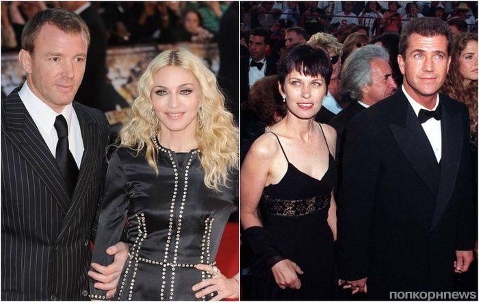 От Майкла Дугласа до Мадонны: топ 10 рекордно дорогих звездных разводов