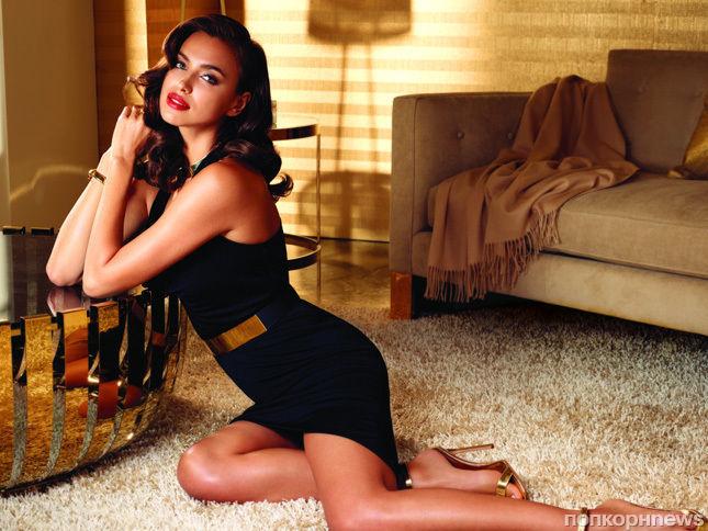 Ирина Шейк снялась в новой рекламной кампании Avon
