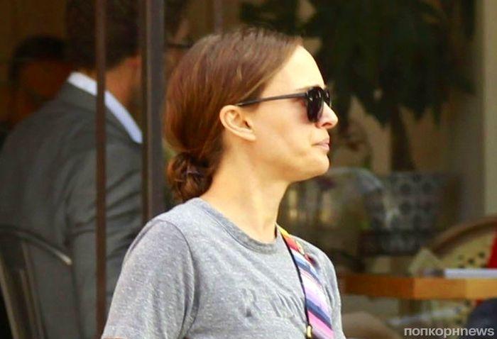 Брыли и двойной подбородок: 37-летняя Натали Портман выглядит намного старше своего возраста
