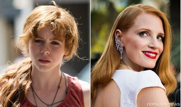 Джессика Честейн может сняться в сиквеле «Оно» в роли повзрослевшей Бев