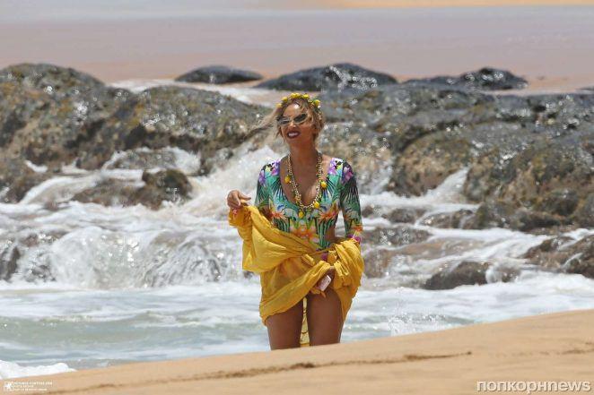 Бейонсе и Джей Зи устроили фотосессию на Гавайских островах