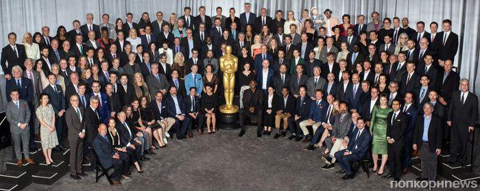 Звезды «Оскара» 2018 собрались на фотоколле в преддверии церемонии