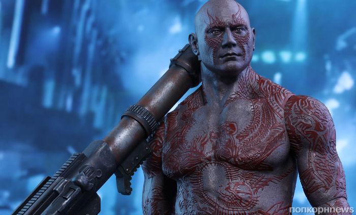 Дэйв Батиста подтвердил свое возвращение в «Мстители 4» и «Стражи Галактики 3»