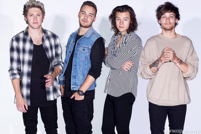 One Direction воссоединятся для записи благотворительного сингла