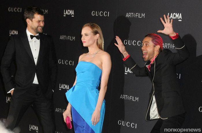 Звезды на званом вечере LACMA Art + Film Gala в Лос-Анджелесе