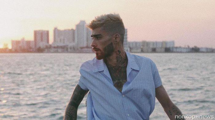 Зейн Малик выпустил новое музыкальное видео на песню Entertainer