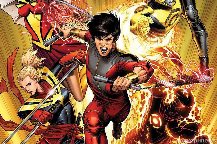 Р – Репрезентация: в киновселенной Marvel появится азиатский супергерой