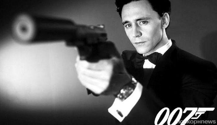 СМИ назвали главных претендентов на роль Бонда: лидирует Том Хиддлстон