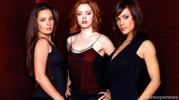 Назад в 90-ые: звезды сериала «Зачарованные» воссоединились спустя 13 лет