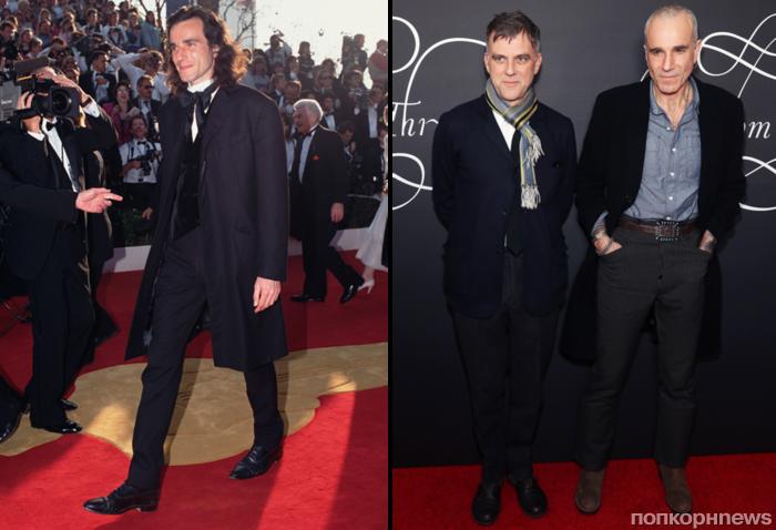 Фото: как выглядели номинанты на «Оскар» 2018 на своем первом в карьере «Оскаре»