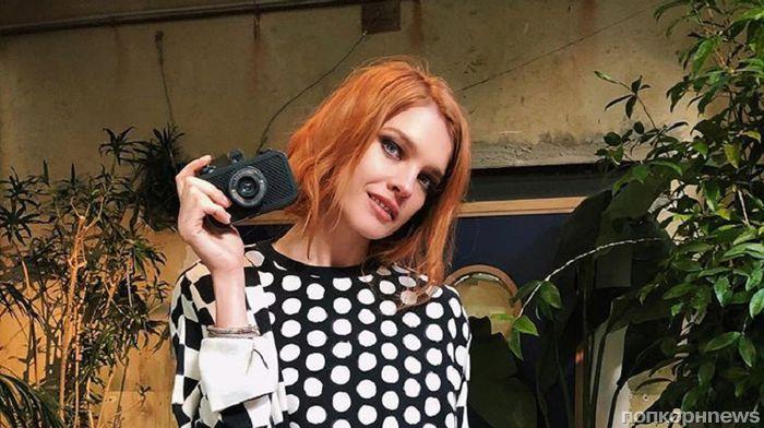 Наталья Водянова похвасталась новым образом в стиле «Пятого элемента»