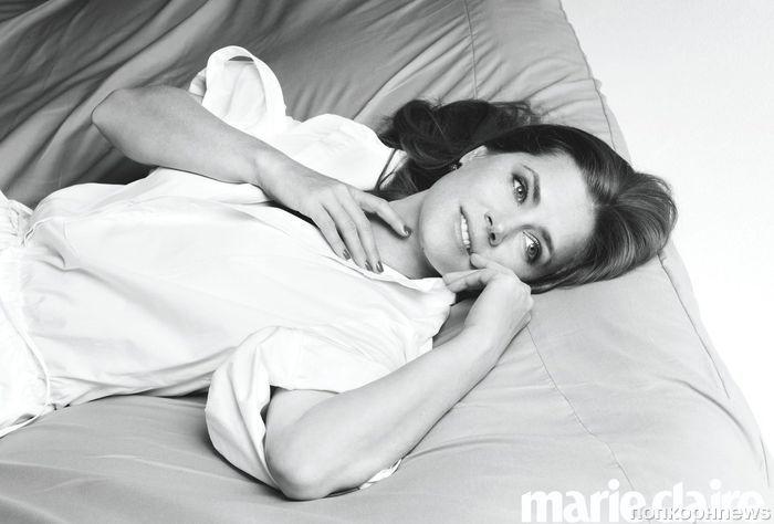 Эми Адамс в фотосессии для Marie Claire (июль 2018)