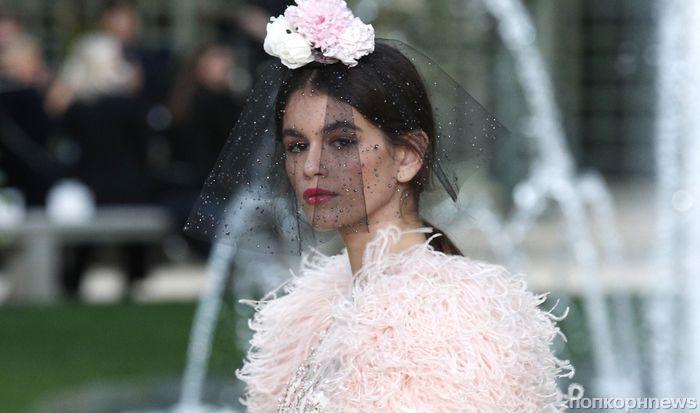 Новые кадры: Кайя Гербер в рекламной кампании Chanel